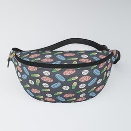 Anxiety Meds in Gray Anatomy Fanny Pack