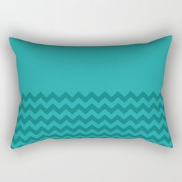 Chevron 64 Rectangular Pillow