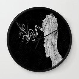 marble rain Wall Clock