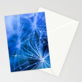 Dandelion fluff... 2 Stationery Cards