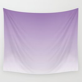 Lavender Ombre Wall Tapestry