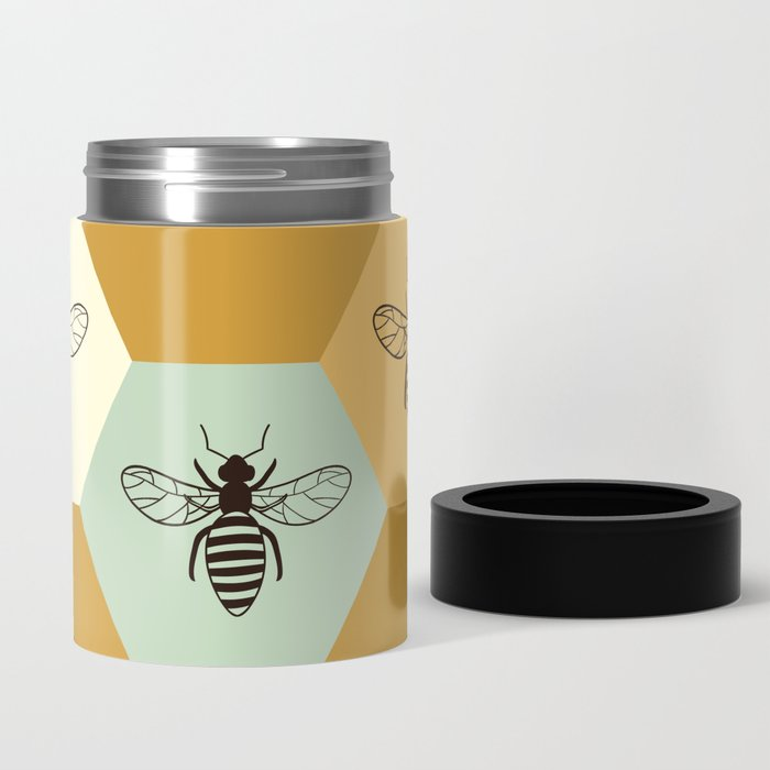 Beehive Can Cooler
