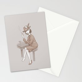 Inglorious Basterds - Movies & Outfits Stationery Cards