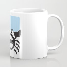 Black Crab Coffee Mug