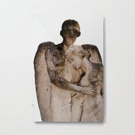 Angel's Embrace Metal Print