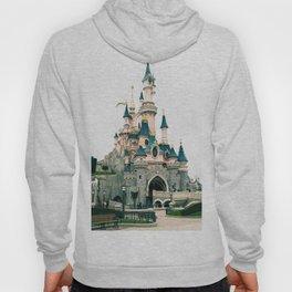 Castle, Disneyland Paris, France Hoody