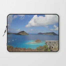 Water Lemon Cay, St. John, Virgin Islands Laptop Sleeve