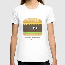 Cheesy Burger T-shirt