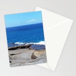 Softer Hawaiian Coastline Stationery Cards