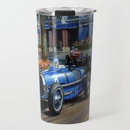 Vintage Monaco Grand Prix Race  Travel Mug