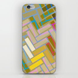 Fill In The Blank Colors iPhone Skin