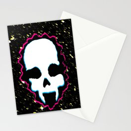 Ghost Demon Stationery Cards