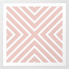Quartzo X Art Print