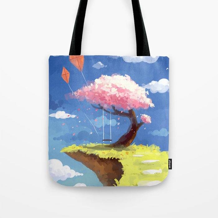 Secret Place Tote Bag
