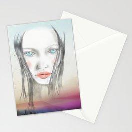 Nina floating Stationery Cards