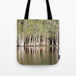 Duck Lake Tote Bag