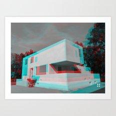 Bauhaus · Das Bauhaus 3 Art Print