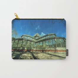Crystal Palace of Madrid Carry-All Pouch