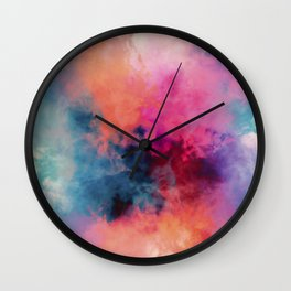 Temperature Wall Clock