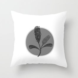 Banksia pt.3 Throw Pillow