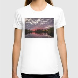 Final Color after Sunset T-shirt