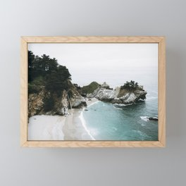 Big Sur / California Framed Mini Art Print