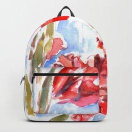 Gladiolas Backpack