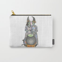 lesbian witches Carry-All Pouch