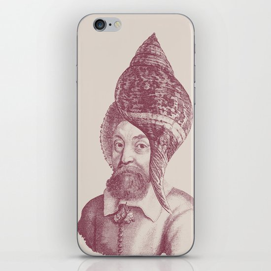 Haute Coiffure  /#5 iPhone & iPod Skin