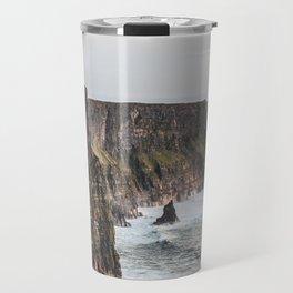 Travel to Ireland: Cliffs of Moher Travel Mug