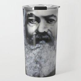 Marx: Glitter Beard Travel Mug