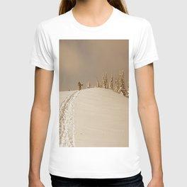 Winter day 5 T-shirt