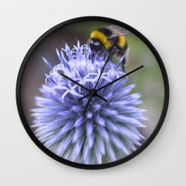Save Our Bees Wall Clock