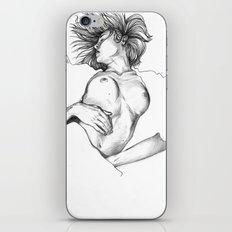 Egon Girl iPhone & iPod Skin