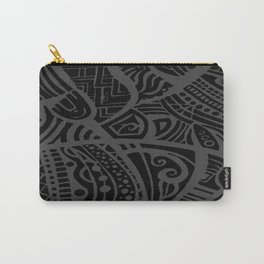 Abstractish 4 Carry-All Pouch