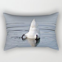 Bottoms Up! Rectangular Pillow