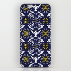 Doves Patterns iPhone Skin