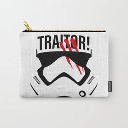 Traitor! Carry-All Pouch