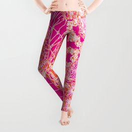 Pink Gypsy Leggings