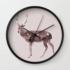 Odocoileus virginianus Wall Clock