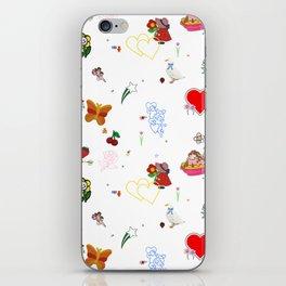 Favorites iPhone Skin