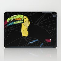 toucan iPad Cases featuring TOUCAN by ARCHIGRAF