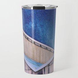 Structure And Stars Travel Mug