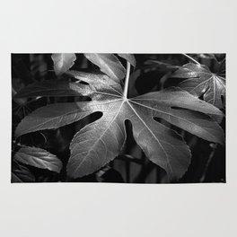 Leaves, Hida-Takayama, Japan Rug