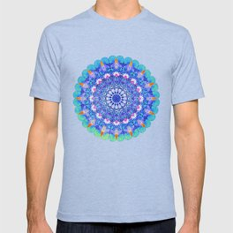 Good Night Mandala T-shirt