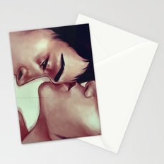 i reach for you Stationery Cards