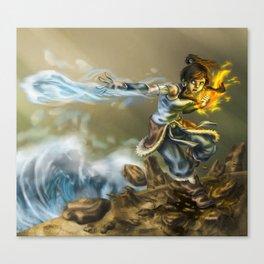 Avatar The legend Of Korra Canvas Print