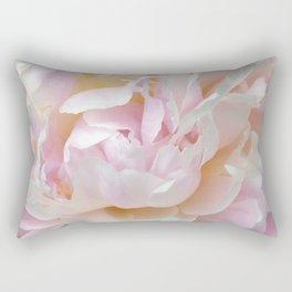 Pink Petal Flower Power Rectangular Pillow