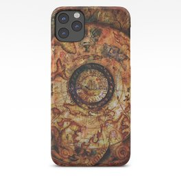 Sao Feng Replica Map Pirates of the Caribbean iPhone Case