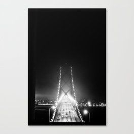 Go West Canvas Print